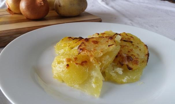 patate alla lionese_