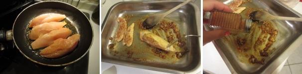 pollo al forno con aglio e peperoncino_proc2