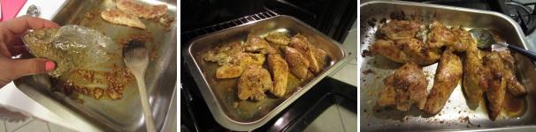 pollo al forno con aglio e peperoncino_proc3