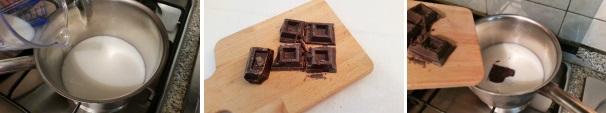 pudding al cioccolato_proc1