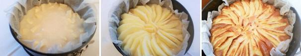 torta di mele senza uova_proc6