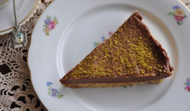 cheesecake alla Nutella