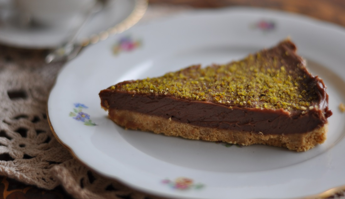 cheesecake alla Nutella_