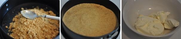 cheesecake alla Nutella_proc2