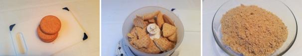 cheesecake con ricotta e mascarpone_proc1