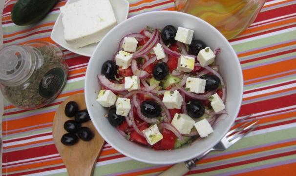 insalata greca_