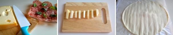 mini cornetti salati di pasta sfoglia_proc1