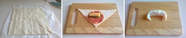 mini cornetti salati di pasta sfoglia_proc3