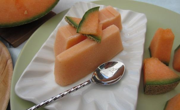 semifreddo al melone_