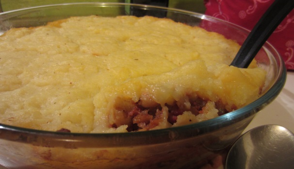 hachis parmentier ricetta tradizionale