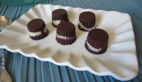 cioccolatini alla menta fatti in casa