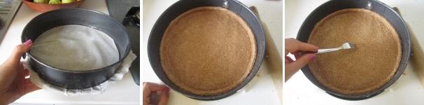 crostata di kiwi procedimento