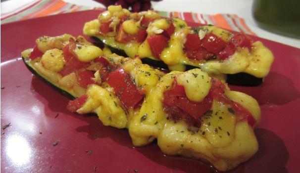 calabacitas rellenas ricetta originale