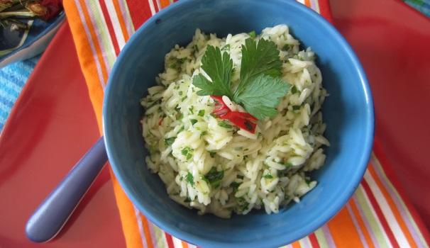 arroz verde ricetta originale