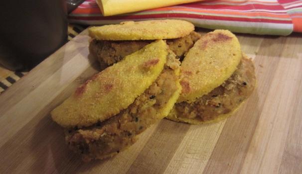 mini tacos fatti in casa
