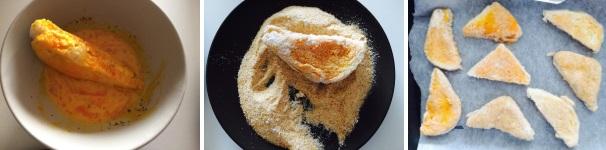mozzarella in carrozza non fritta