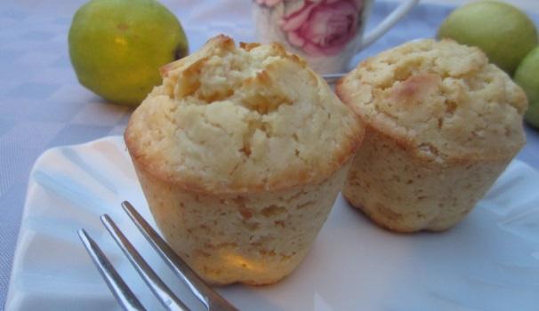 muffin al limone fatti in casa
