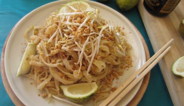 pad thai ricetta facile