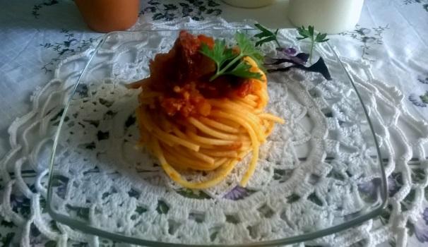 spaghetti col rancetto