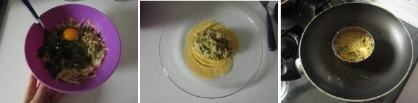 Medaglioni di patate con erbe aromatiche