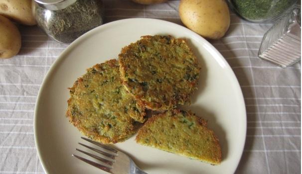 Medaglioni di patate ricetta facile
