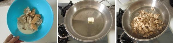 Minestra Mariconda procedimento