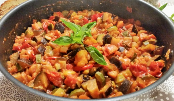 ratatouille in padella