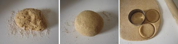 Focaccine di farina di ceci deliziose
