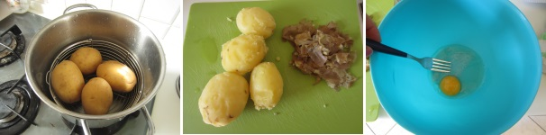 Maluns ricetta passo passo