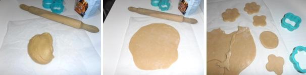 Procedimento biscotti in padella 7