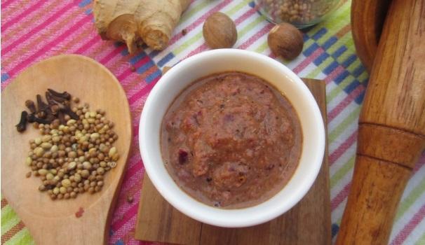 Salsa berbere fatta in casa