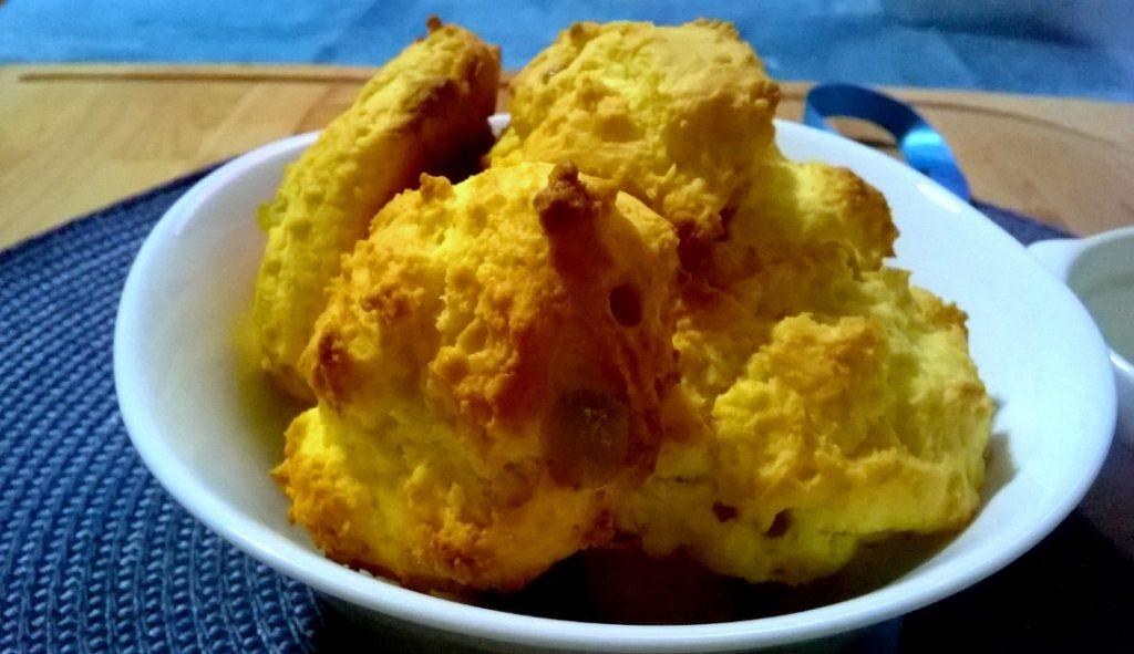 biscotti ricotta e pera candita