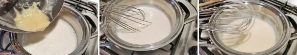 cavolfiore al forno con besciamella