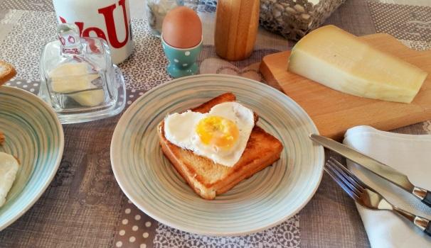 abbastanza 10 ricette per una colazione salata OB85