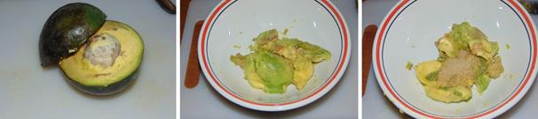 tartufini avocado e cocco