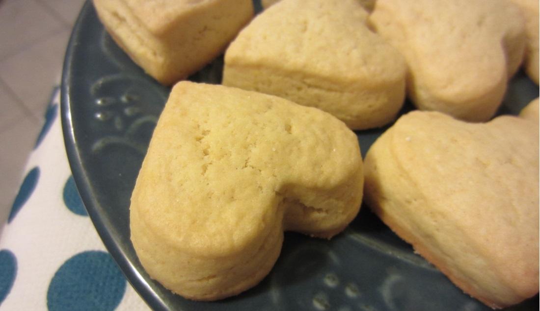 Biscotti al burro buonissimi