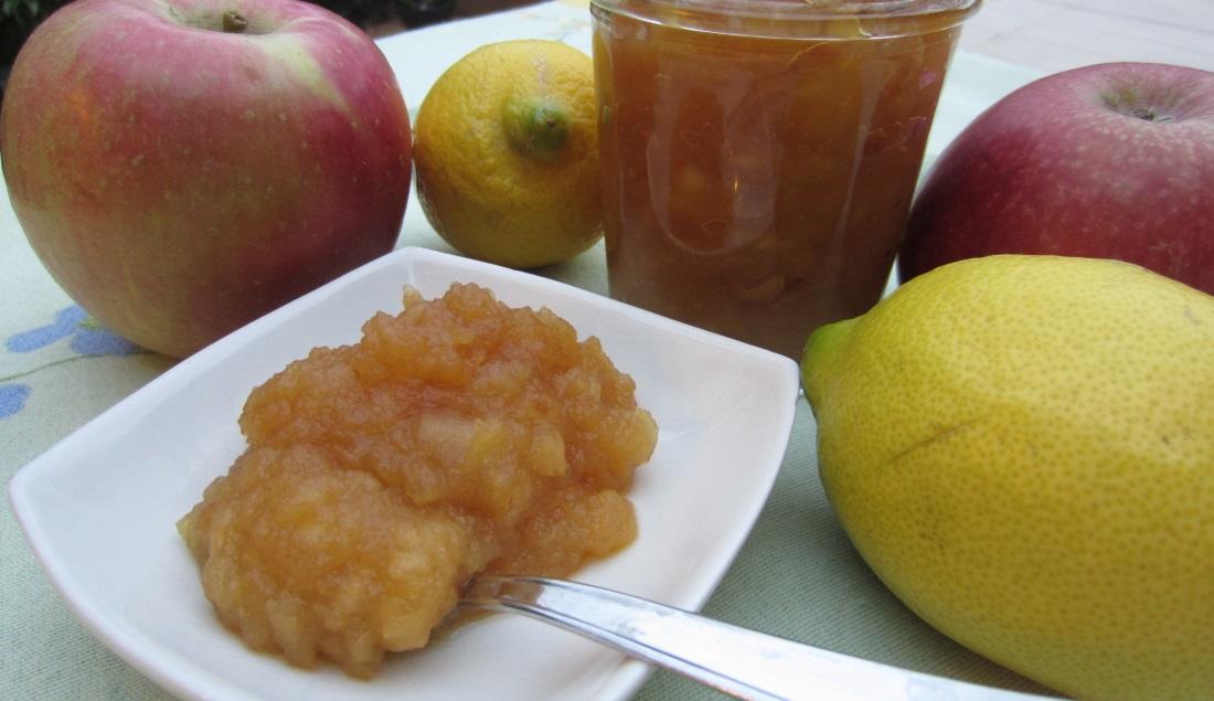 Confettura di mele facile