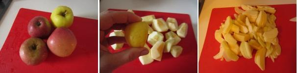 Confettura di mele procedimento