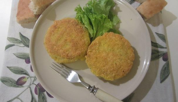 Cotolette di pesce e patate ricetta facile