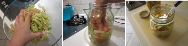 Kimchi fatto a casa