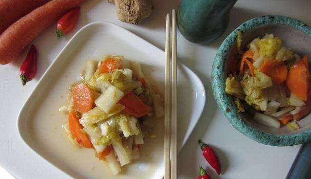 Kimchi ricetta originale