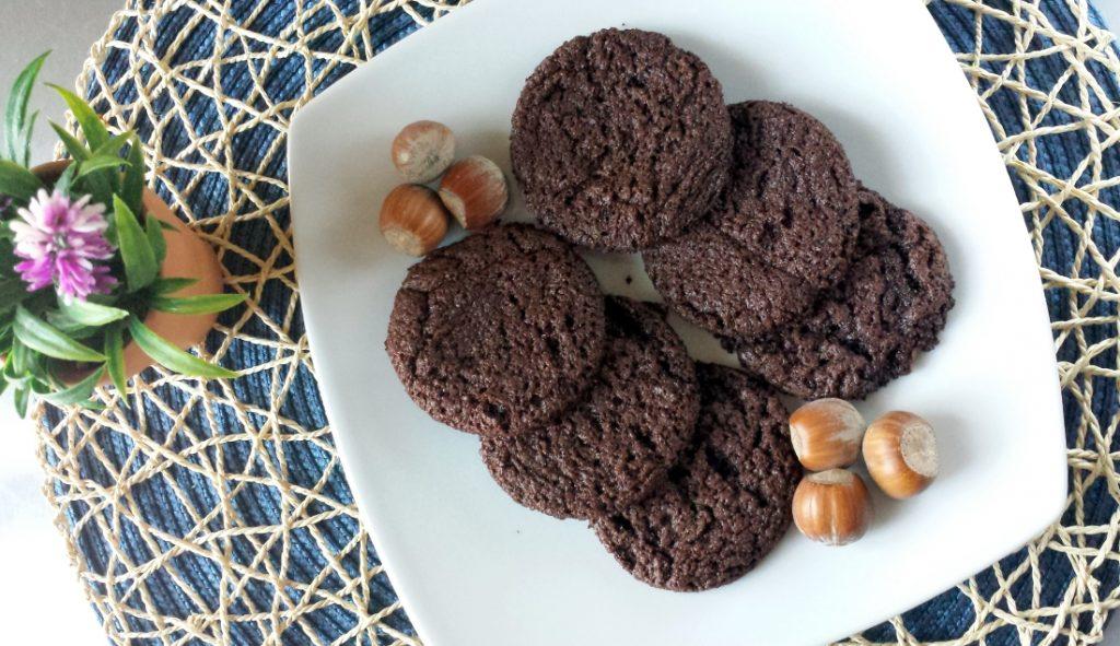 biscotti zenzero e cioccolata