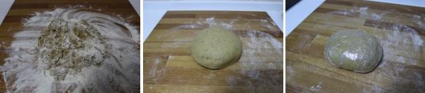 casetta di pan di zenzero preparazione