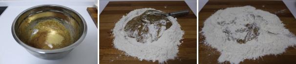 casetta di pan di zenzero procedimento