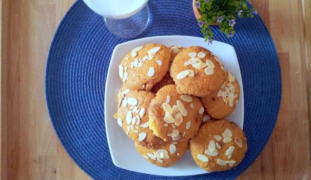 cookies di mais