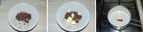 cupcake cioccolato e peperoncino procedimento