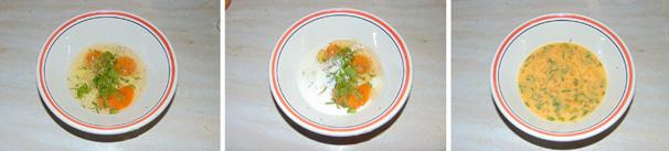 omelette muffin uova