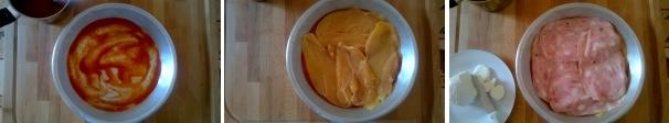 medaglioni di pollo alla parmigiana