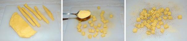 vellutata di carote viola preparazione