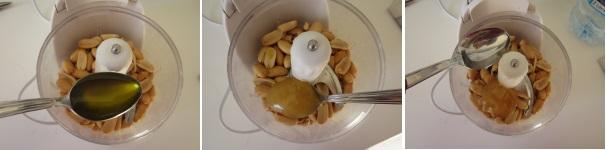 Burro di arachidi preparazione